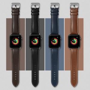 Dây da LAUT OXFORD chính hãng cho Apple Watch